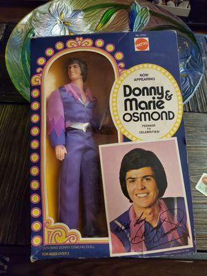 Donny & marie for Sale in Olathe, KS