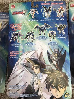 Gundam Wing Action Figure Set for Sale in Surprise, AZ