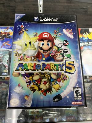 Mario party 5 $55-$60 each Gamehogs 11am-7pm for Sale in Commerce, CA