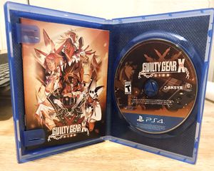 PS4 Guilty Gear X rd:Sign Video Game for Sale in Richmond, VA