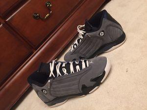 Air Jordan 14 (graphite) size 13 for Sale in Ashburn, VA