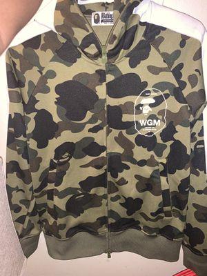 bape zip up hoodie for Sale in North Miami Beach, FL