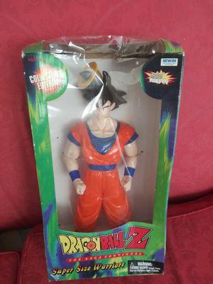 Dragon Ball Z super sized figure still sealed. Rare. for Sale in Newport, RI