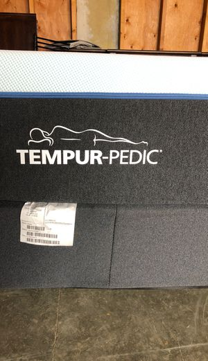 Tempur-pedic king mattress only for Sale in Denver, CO