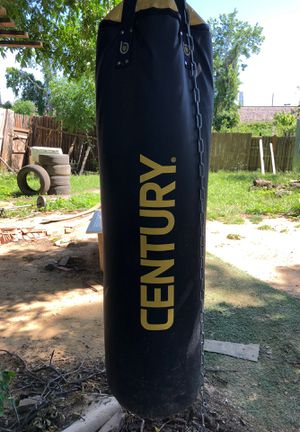 Speed bag, punching bag, and all for $200 for Sale in Dallas, TX