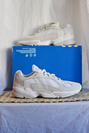 Adidas Yung-1   Sz. 9.5M   DS   MSRP $120 for Sale in Chino Hills, CA