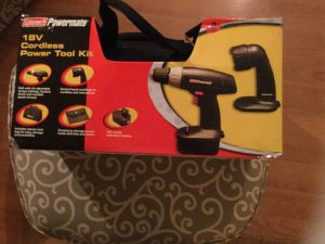 18v power tool kit for Sale in San Diego, CA