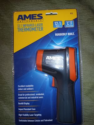 AMES Infrared Laser Thermometer for Sale in San Diego, CA