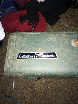 Colman powerhouse grill for Sale in Lakeland, FL