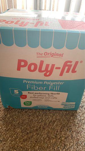 Fairfield PF-5 Poly-Fil Premium Fiber for Sale in Orlando, FL