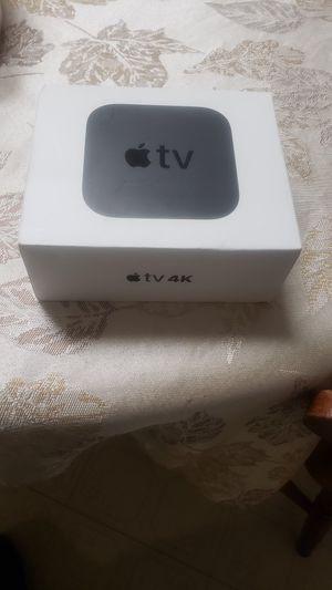 Apple tv 4k for Sale in Houston, TX