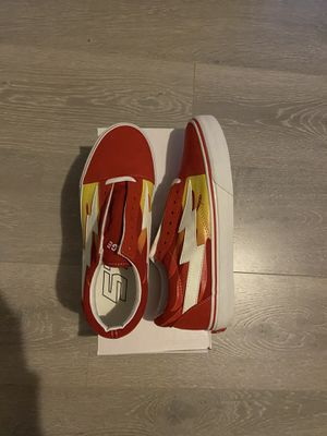 """Vans revenge storm """"red flame"""" for Sale in Downey, CA"""