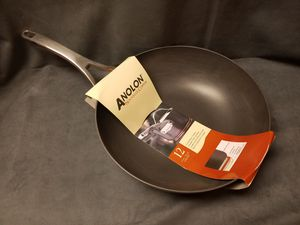 """Anolon 12"""" stir fry for Sale in Roselle, IL"""