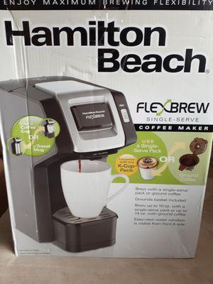 Hamilton Beach FlexBrew single serve coffee maker for Sale in Greenwood, IN