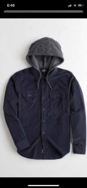 HOLLISTER BRAND NEW...SIZE LARGE AND XLARGE ONLY...$30 dlls ...PRICE IS FIRM/NO DELIVERY for Sale in Colton, CA