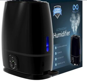 Everlasting Comfort Humidifier with Essential Oil Tray for Sale in Palo Alto, CA