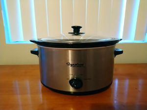 Signature Gourmet slow cooker for Sale in Chula Vista, CA
