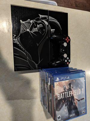 PlayStation 4 Darth Vader Edition for Sale in Stockton, CA