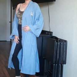 Christian Dior Monsieur Chambray Robe for Sale in Modesto,  CA