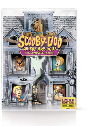 Scooby Doo - Where are you complete series on Blu-ray and Digital for Sale in Los Angeles, CA