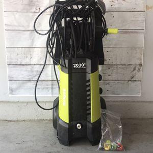 Sunjoe Pressure Washer for Sale in Las Vegas, NV