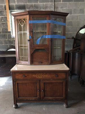 Antique kitchen cabinet for Sale in Halethorpe, MD