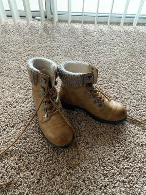 Big Girl Justice Boots Sz 2 for Sale in Modesto, CA