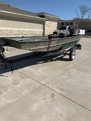 14' Jon boat for Sale in McKinney, TX