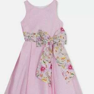 BRAND NEW Rare Editions Brand Toddler Girls Spring Easter Sleeveless Floral Dresses, Various Sizes for Sale in Brooksville, FL