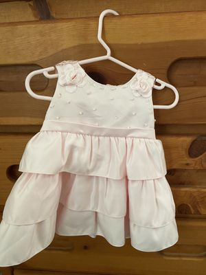 Infant girls dress size 12 months for Sale in Wayne, NJ