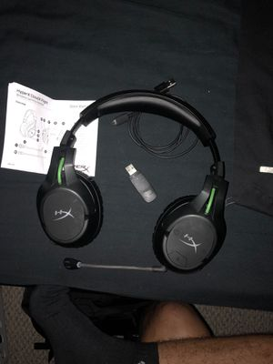HyperX CloudX Flight Wireless Headset for ONLY XBOX/PC for Sale in Medford, MA