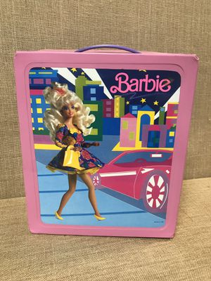 Barbie Doll Trunk for Sale in St. Louis, MO