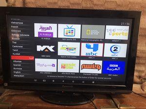 Panasonic 32 inch flat screen tv for Sale in San Bernardino, CA
