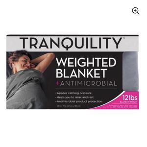Tranquility, 12lb Weighted Blanket,Brand New for Sale in Woodlawn, MD