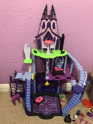 Monster High Playset for Sale in Tamarac, FL