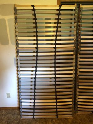 Ikea LÖNSET - Twin slatted bed base for Sale in Wexford, PA
