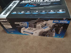 """21"""" Lawn Mower Kit brushless cordless for Sale in Dallas, TX"""