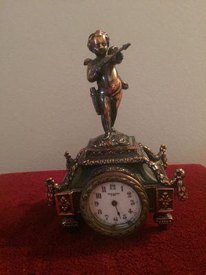 Antique New Haven Cherub Clock for Sale in Austin, TX