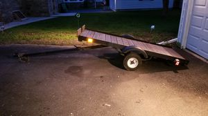 Tilting Utility Trailer for Sale in Drexel Hill, PA