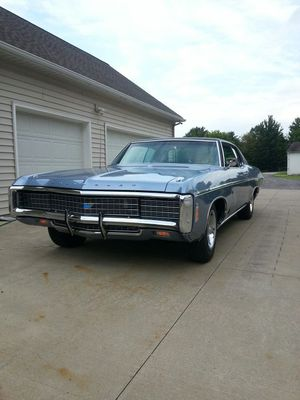1969 Chevy Caprice for Sale in Valley City, OH