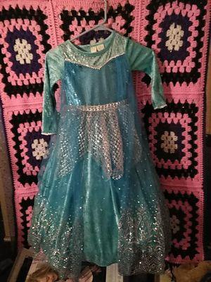Elsa Frozen Costume Dress OOAK for Sale in Cleveland, OH