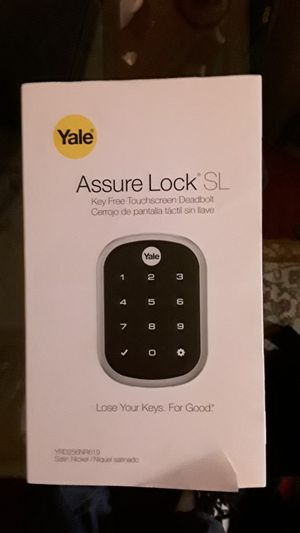 Yale Assure Lock SL for Sale in Portland, OR