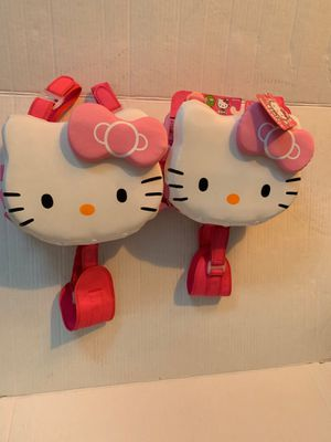 Hello Kitty Progressive swim trainer Both &10 for Sale in Peabody, MA