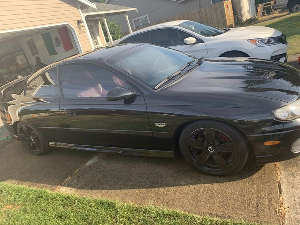 2006 Pontiac GTO for Sale in Tacoma, WA - OfferUp