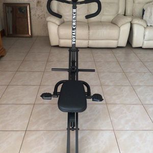 Total Crunch Excercising Machine for Sale in Fort Lauderdale, FL
