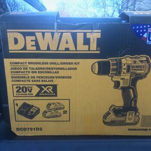 Brushless Drywall Screw Gun Kit for Sale in Laurel, MD