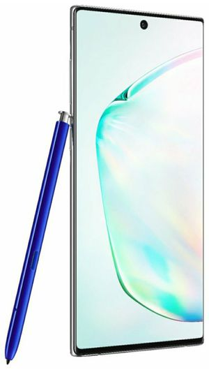 Samsung Galaxy Note 10 Factory Unlocked Cell Phone with 256GB for Sale in Issaquah, WA