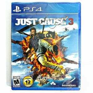 Just Cause 3 PS4 (BRAND NEW) for Sale in San Diego, CA