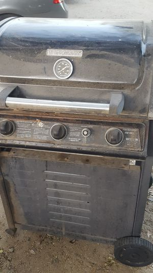 FREE Curbside Brinkman BBQ GRILL for Sale in Wildomar, CA