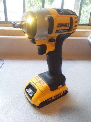 "Dewalt 3/8"" Impact Wrench 20V for Sale in Norwalk, CA"